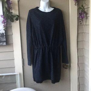 朗 NWT Converse OneStar Sweatshirt Dress朗